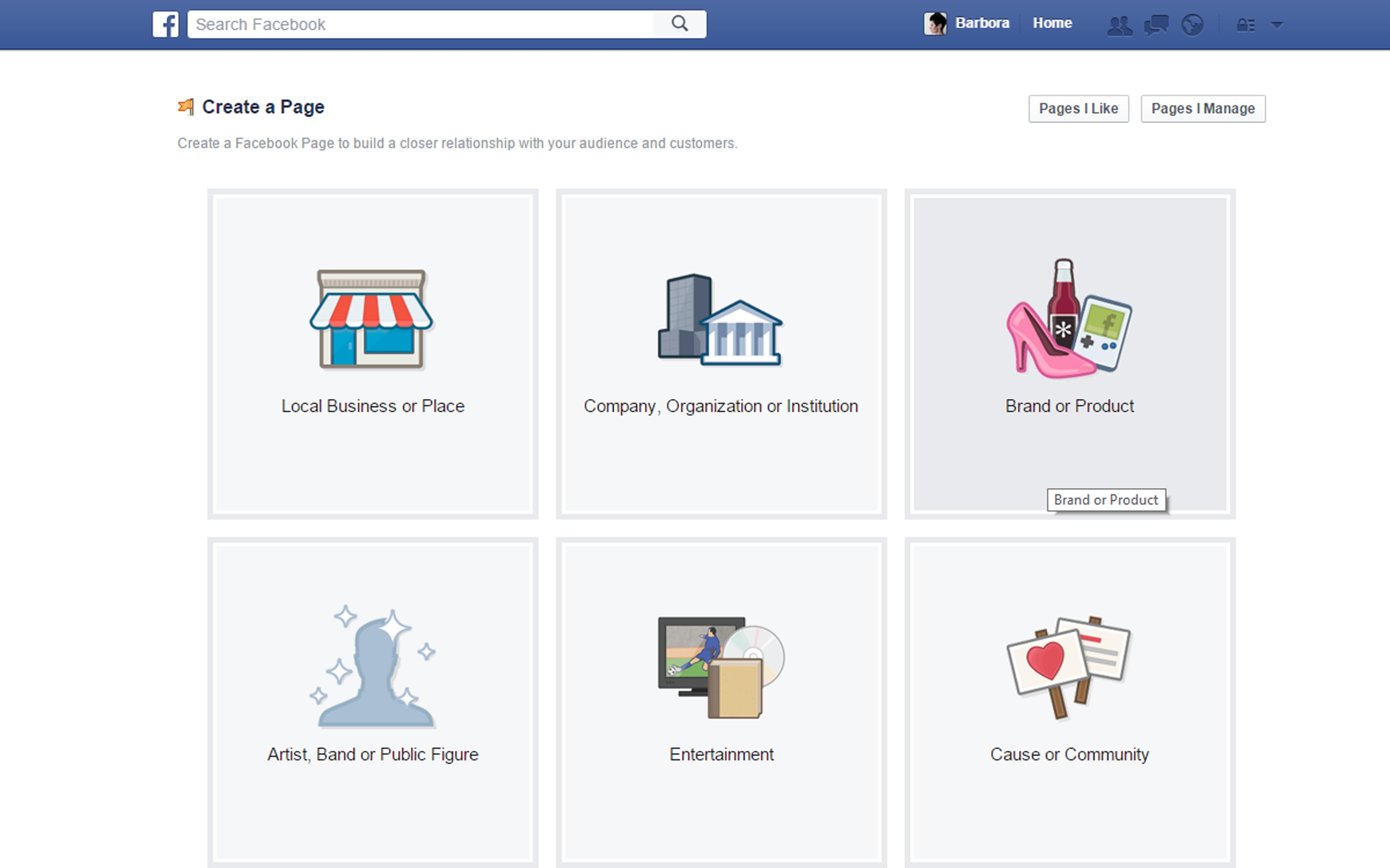 facebook stranka 2