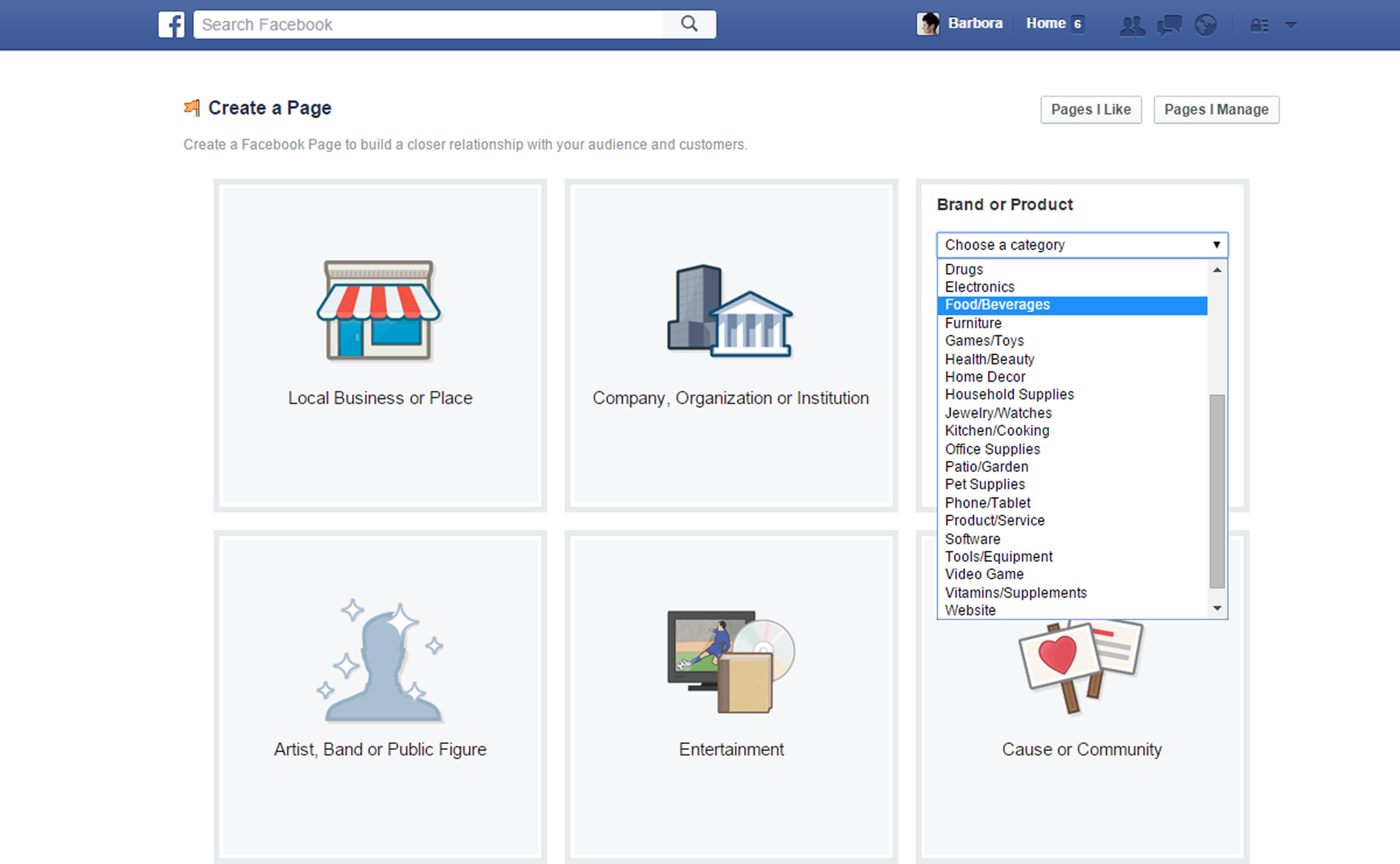 facebook stranka 3