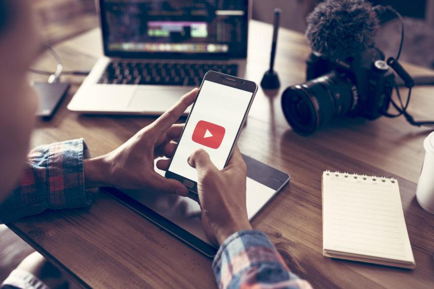 Ako začať s kanálom na YouTube?