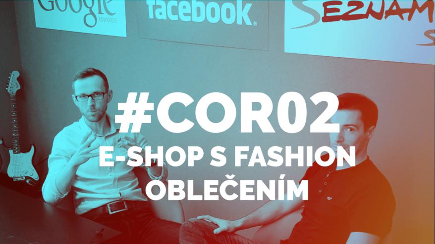 Cenník online reklamy #02: e-shop s fashion oblečením