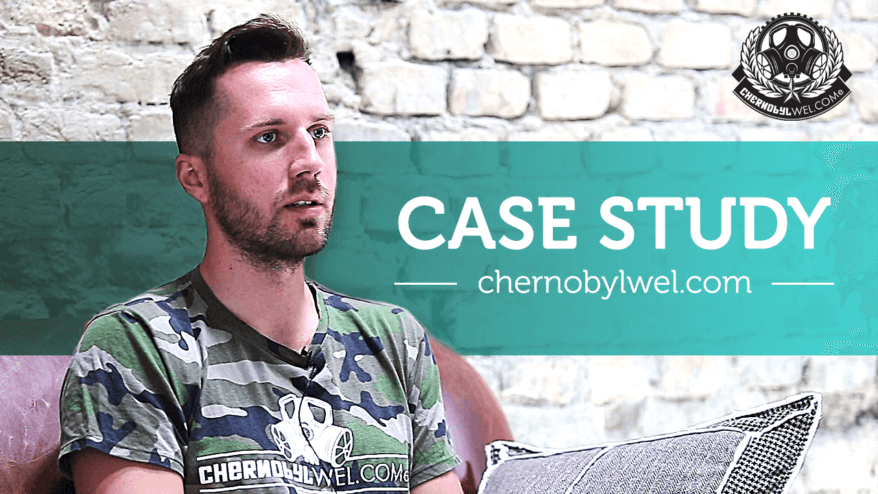 Ako sme s Chernobylwel.com ovládli svet. A prihlásili sa na Premier Partner Awards do Dublinu [Case Study]