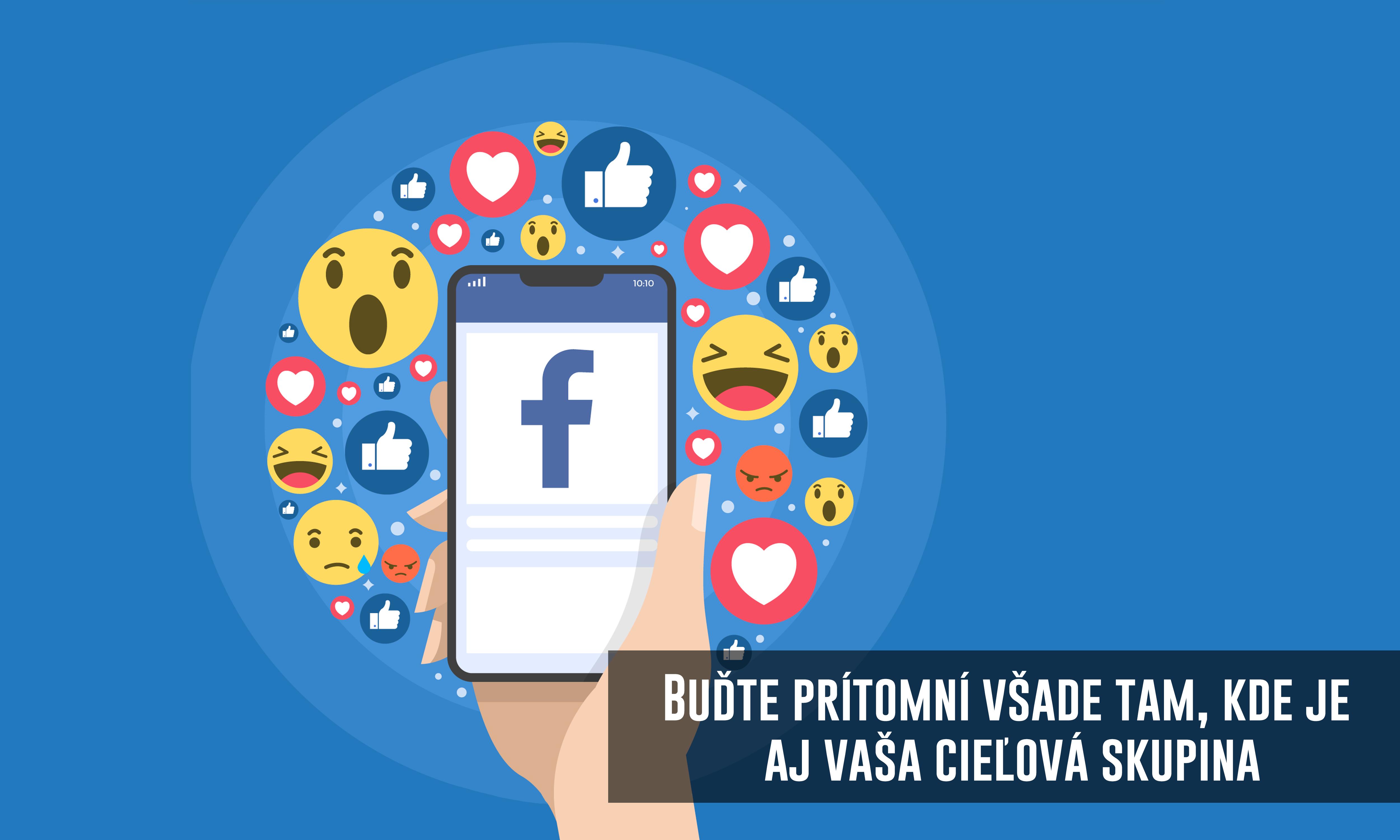 vyuzitie relevantnych socialnych sieti