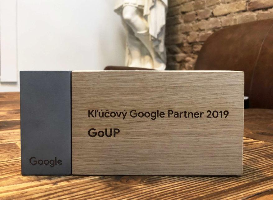Pre Google sme kľúčoví. Čo to znamená?