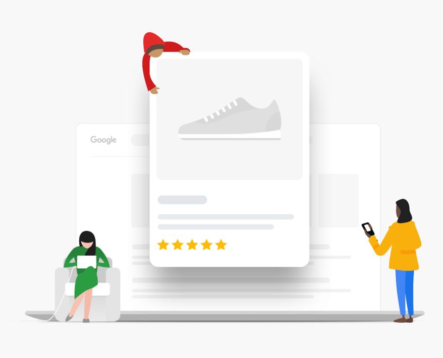 ⚡️ Google Shopping (Nákupy Google) už spustené konečne aj na Slovensku!