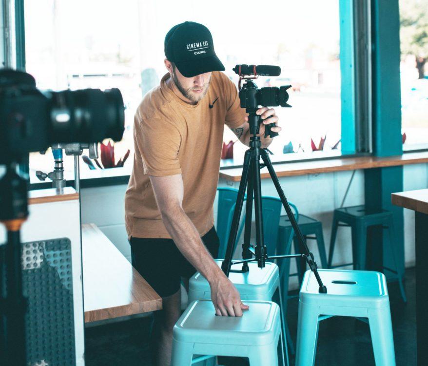 Video marketing pre podnikanie v službách