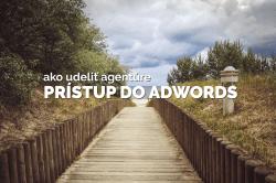 Ako schváliť prístup do účtu Google Adwords (Foto návod)